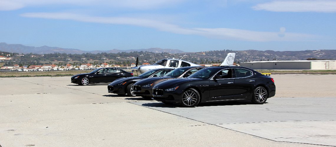 Maserati Pasadena Holds A Ride Amp Drive Event Rusnak Events
