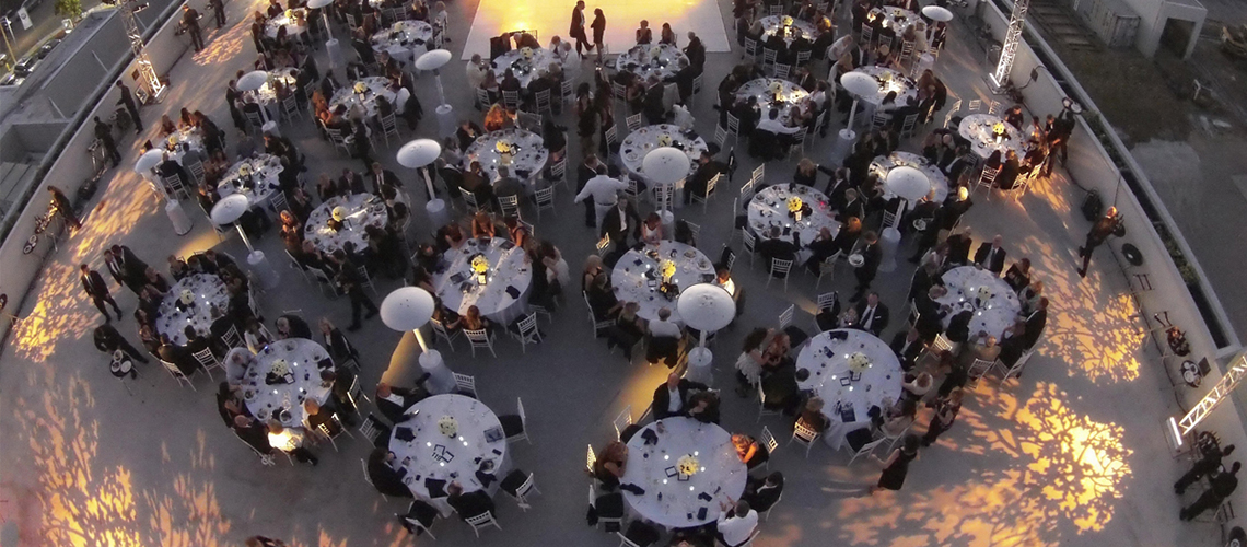 Rusnak Bmw Rooftop Party Benefiting Children S Hospital