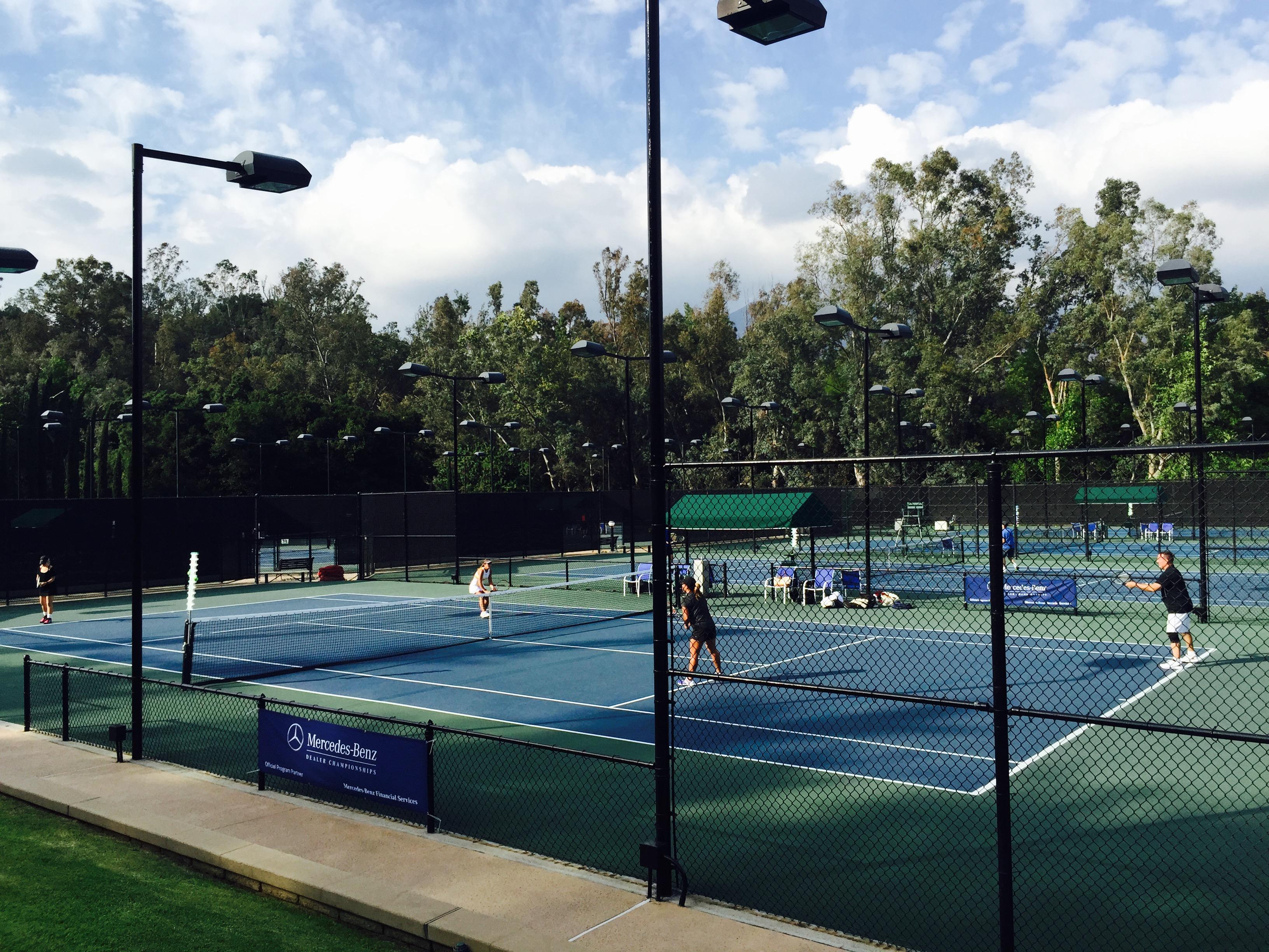 Rusnak arcadia hosts mercedes dealer tennis championship for Rusnak mercedes benz arcadia
