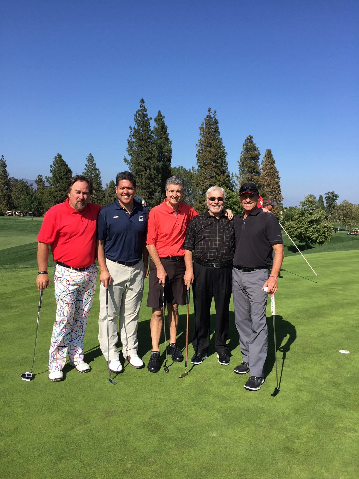 Celebrity Golf Classic | Tacoma Athletic