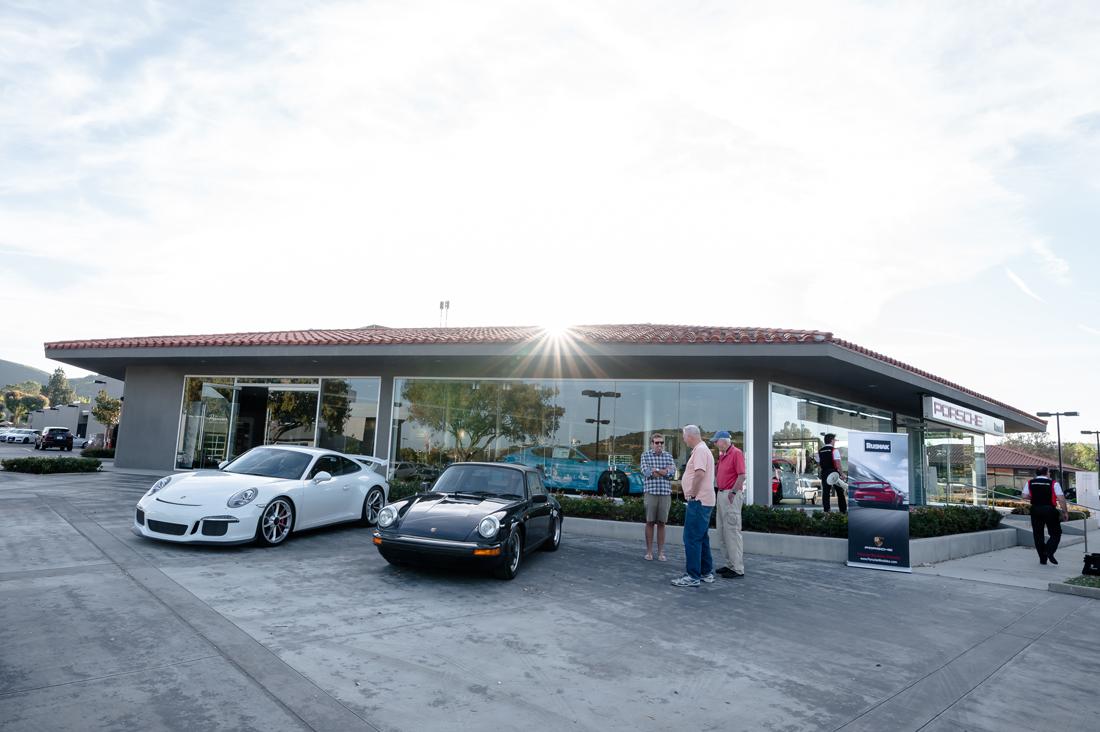 Porsche Westlake hosts No Substitute Saturdays - Rusnak Events