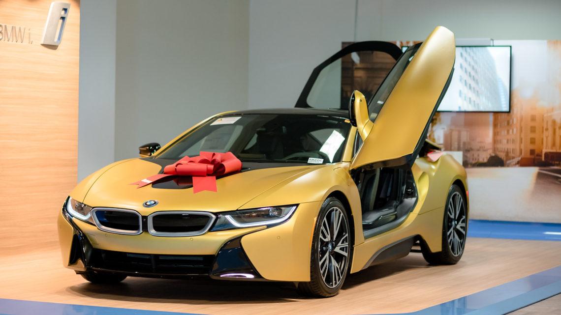 Rusnak bmw rusnak events for Mercedes benz dealer pasadena