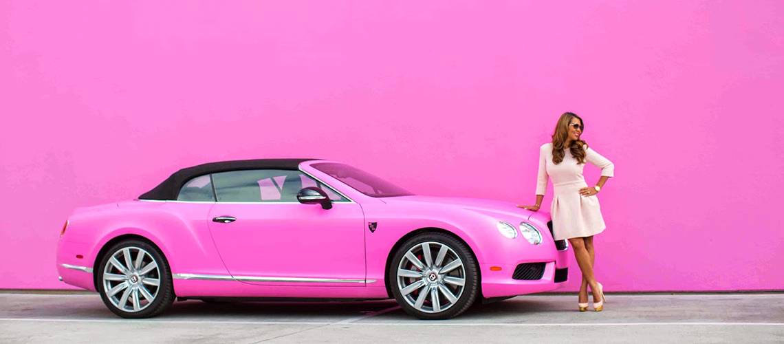 Maserati Anaheim Hills >> In the Pink for Breast Cancer Awareness - Rusnak Events