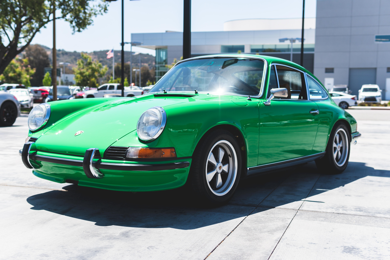 Rusnak Westlake Porsche Celebrates Porsche S 70th