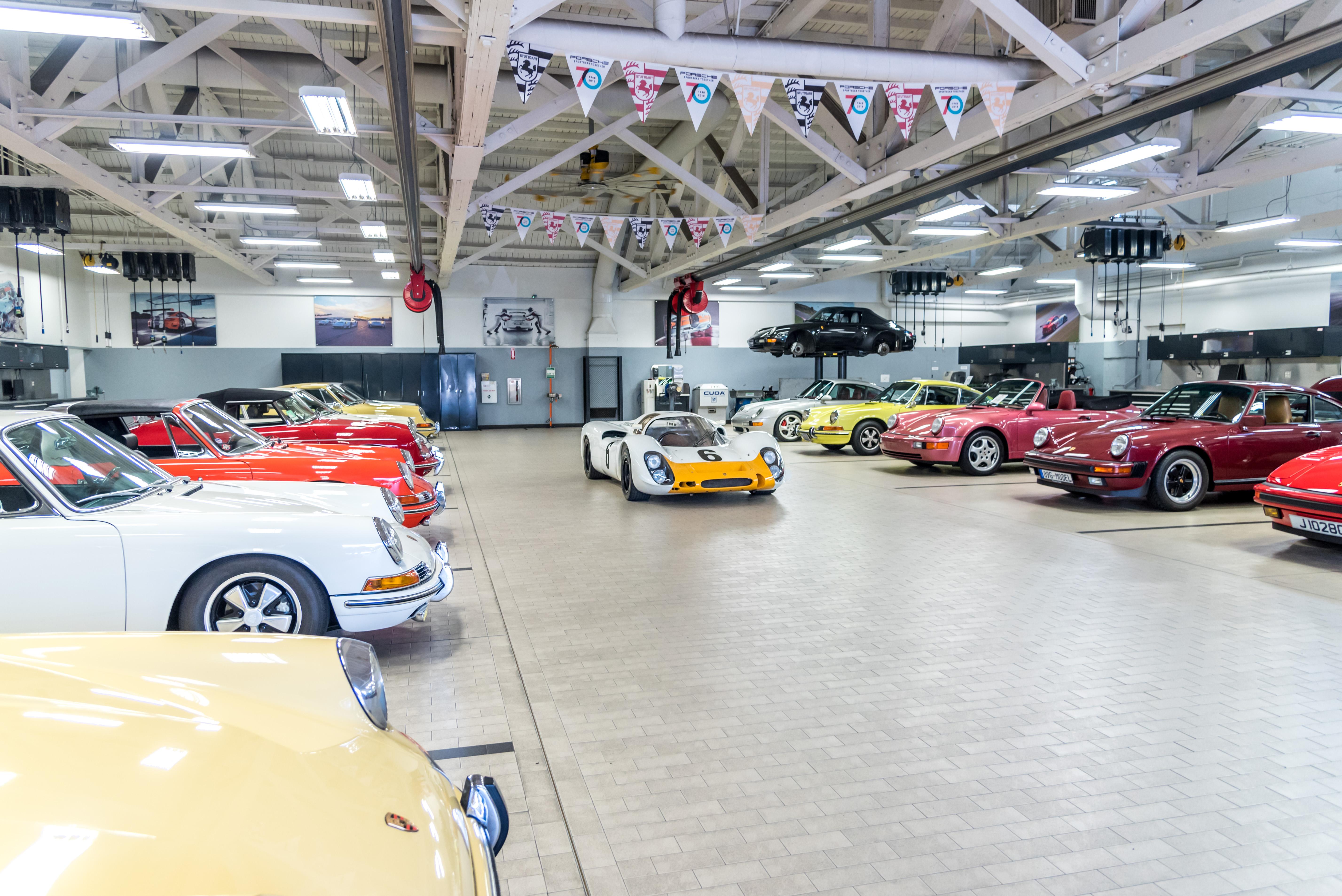 Rusnak Porsche Pasadena >> Rusnak/Pasadena Porsche Celebrates Porsche's 70th Anniversary - Rusnak Events