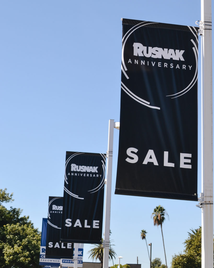 Rusnak Anniversary Sale 2018 Rusnak Events