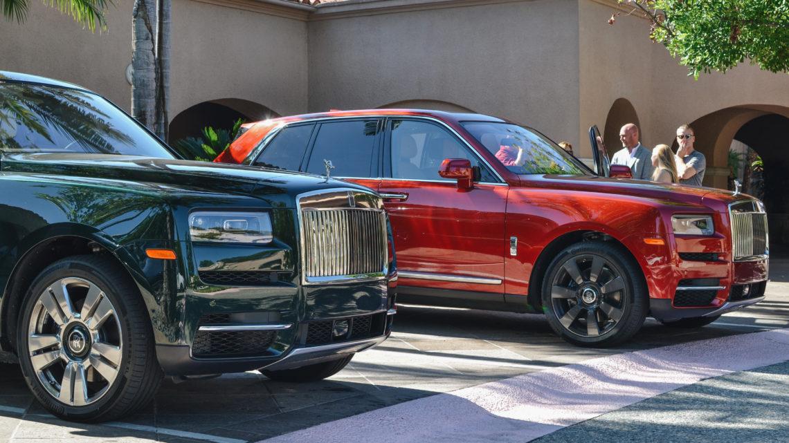 Jaguar Anaheim Hills >> Rolls Royce Pasadena - Rusnak Events