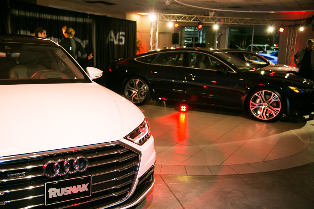 Rusnak Pasadena Audi A6 A7 A8 And Q8 Reveal Event 11 8