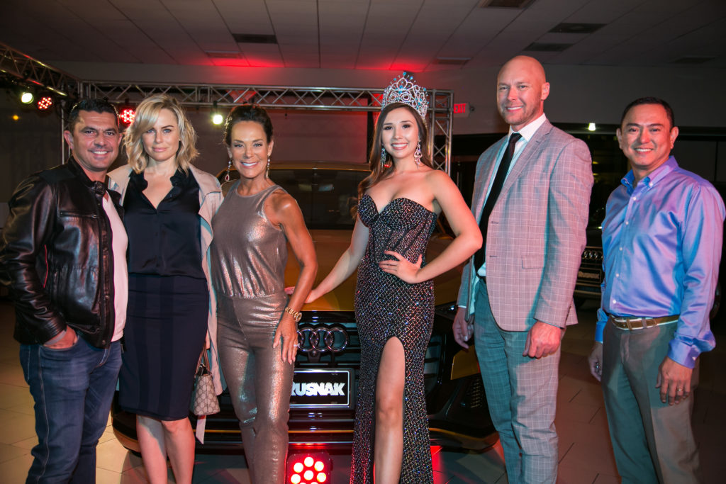 Rusnak Pasadena Audi A6 A7 A8 And Q8 Reveal Event 11 8
